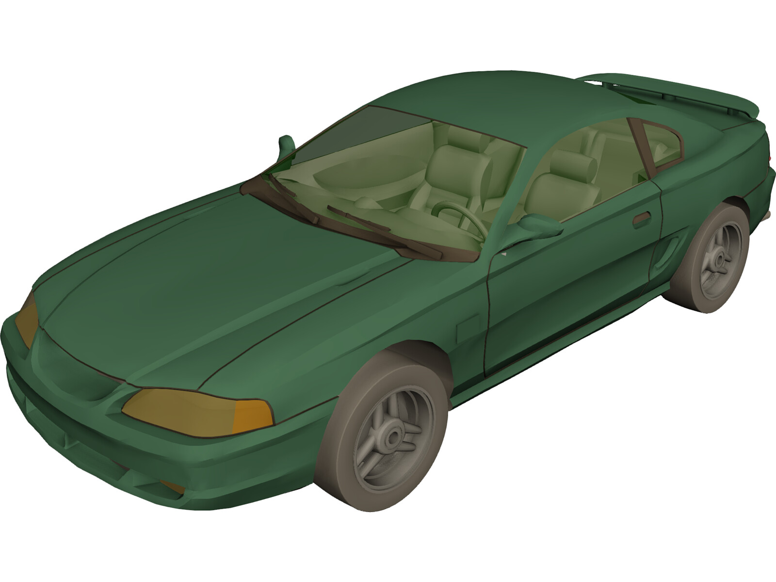 Ford Mustang GT (1994)