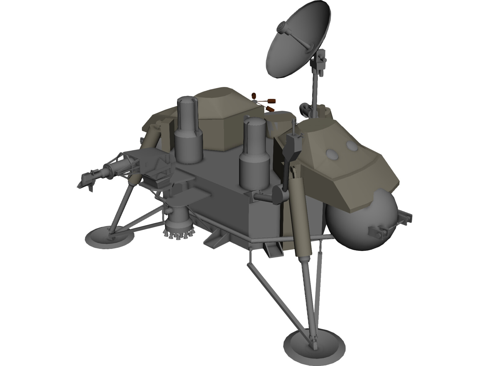 viking space probes all - photo #17