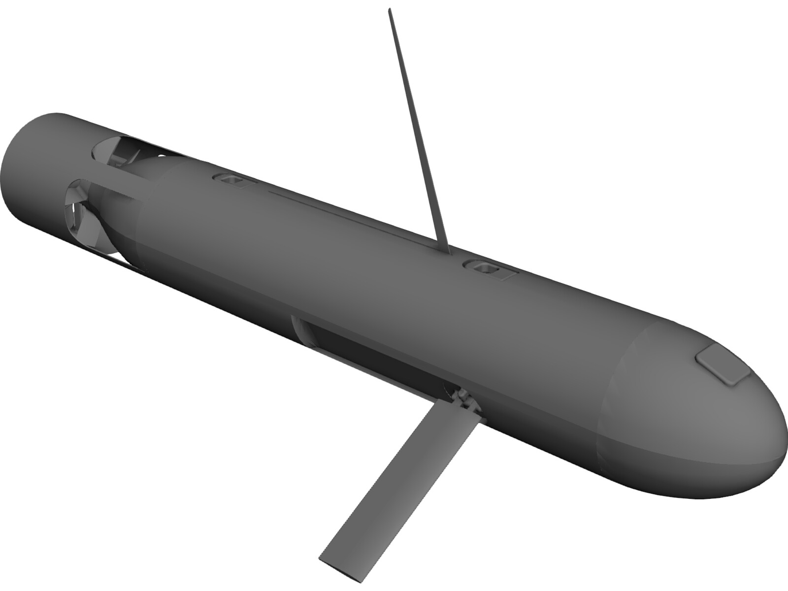 Unmanned Underwater Vehicle (UUV)
