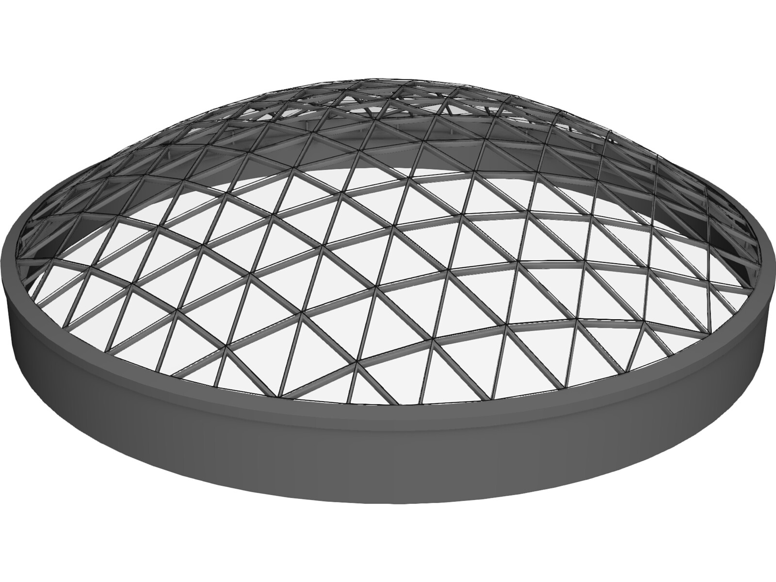 how to make a dome on 3ds