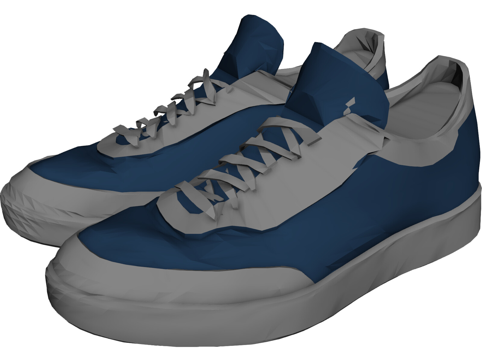 Mens shoes 3D Model