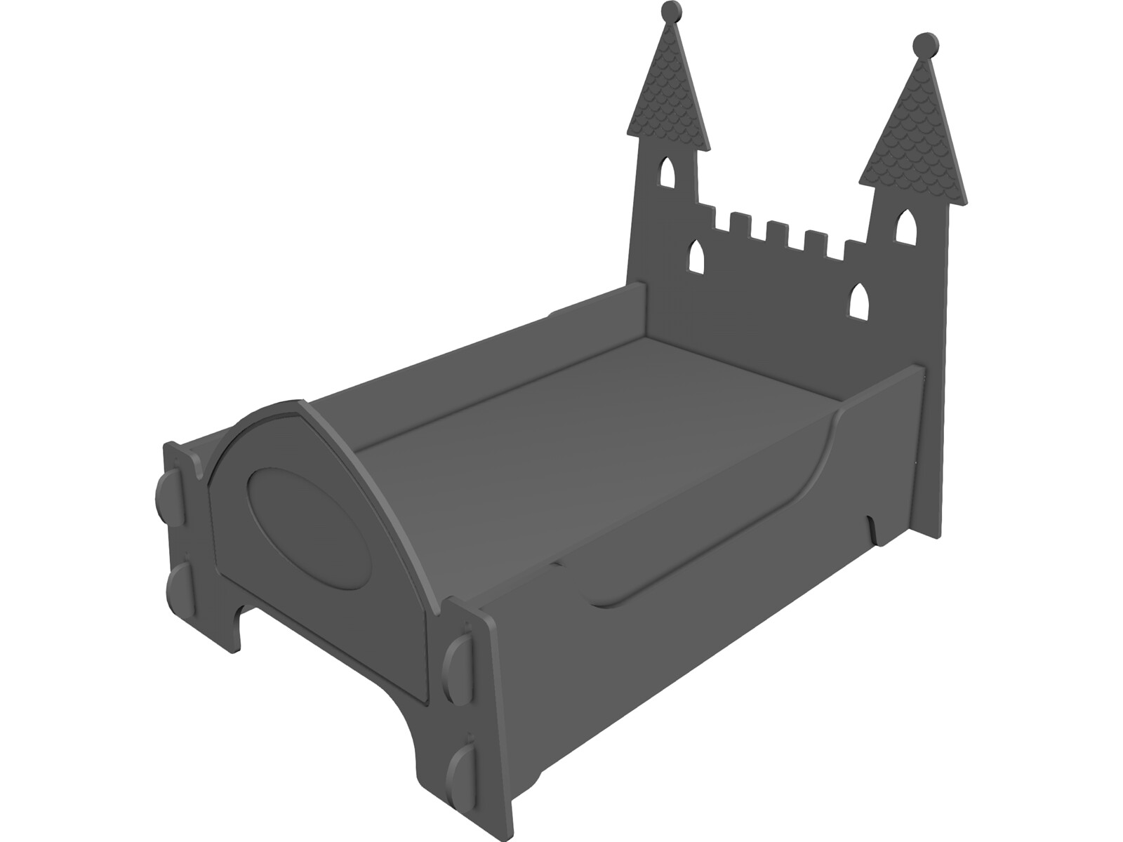 Fairy Castle Bed