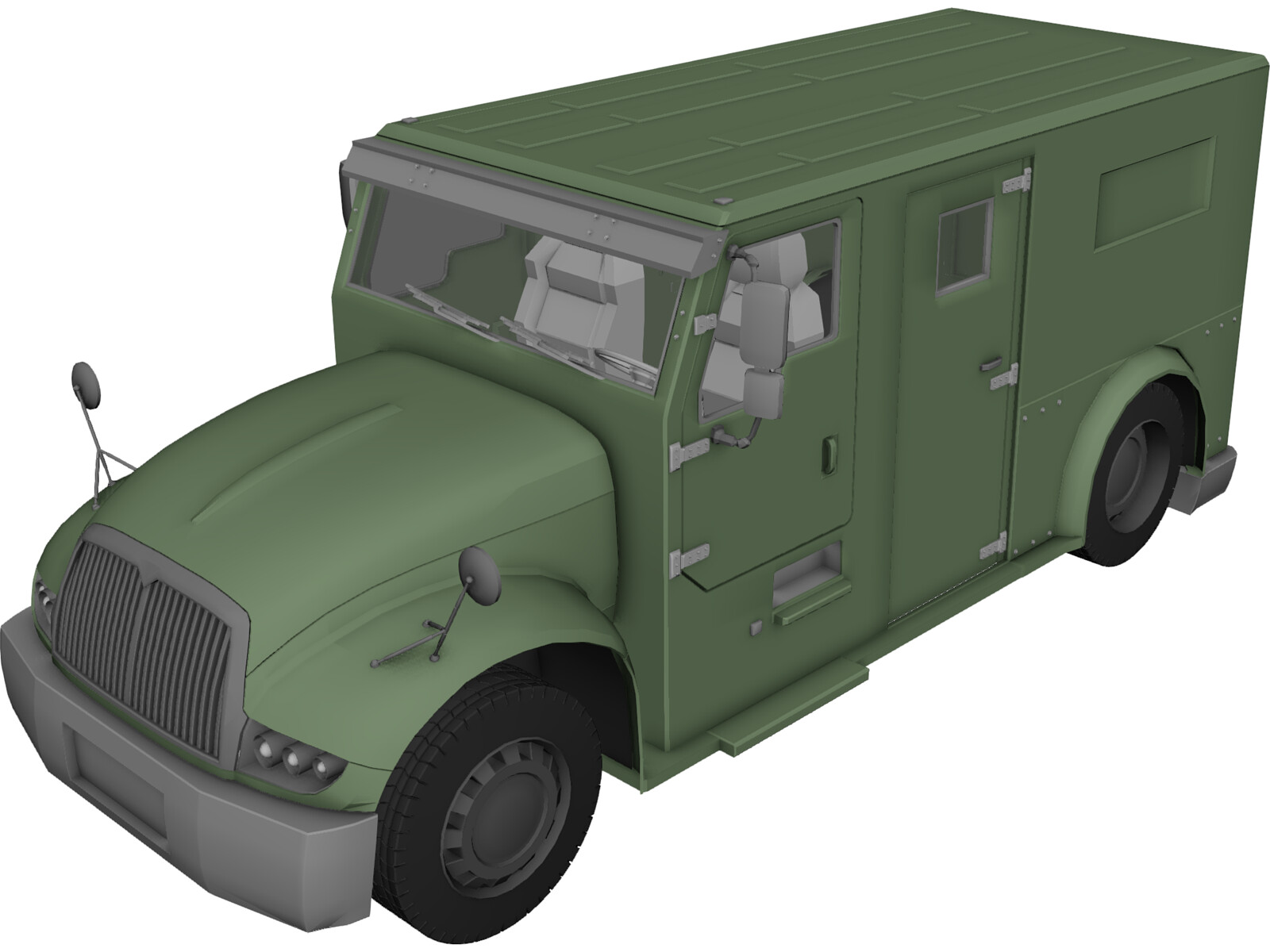 Armored Truck
