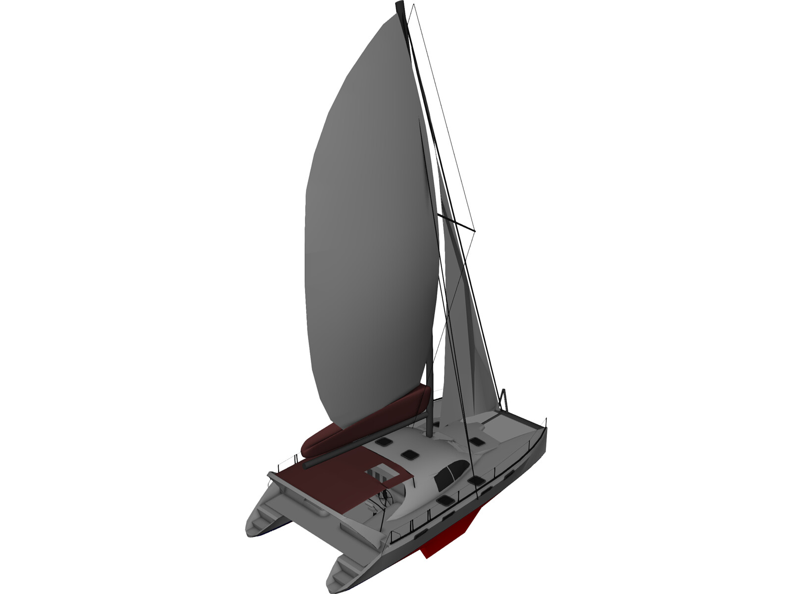 Moorings 4600 Catamaran Sailboat