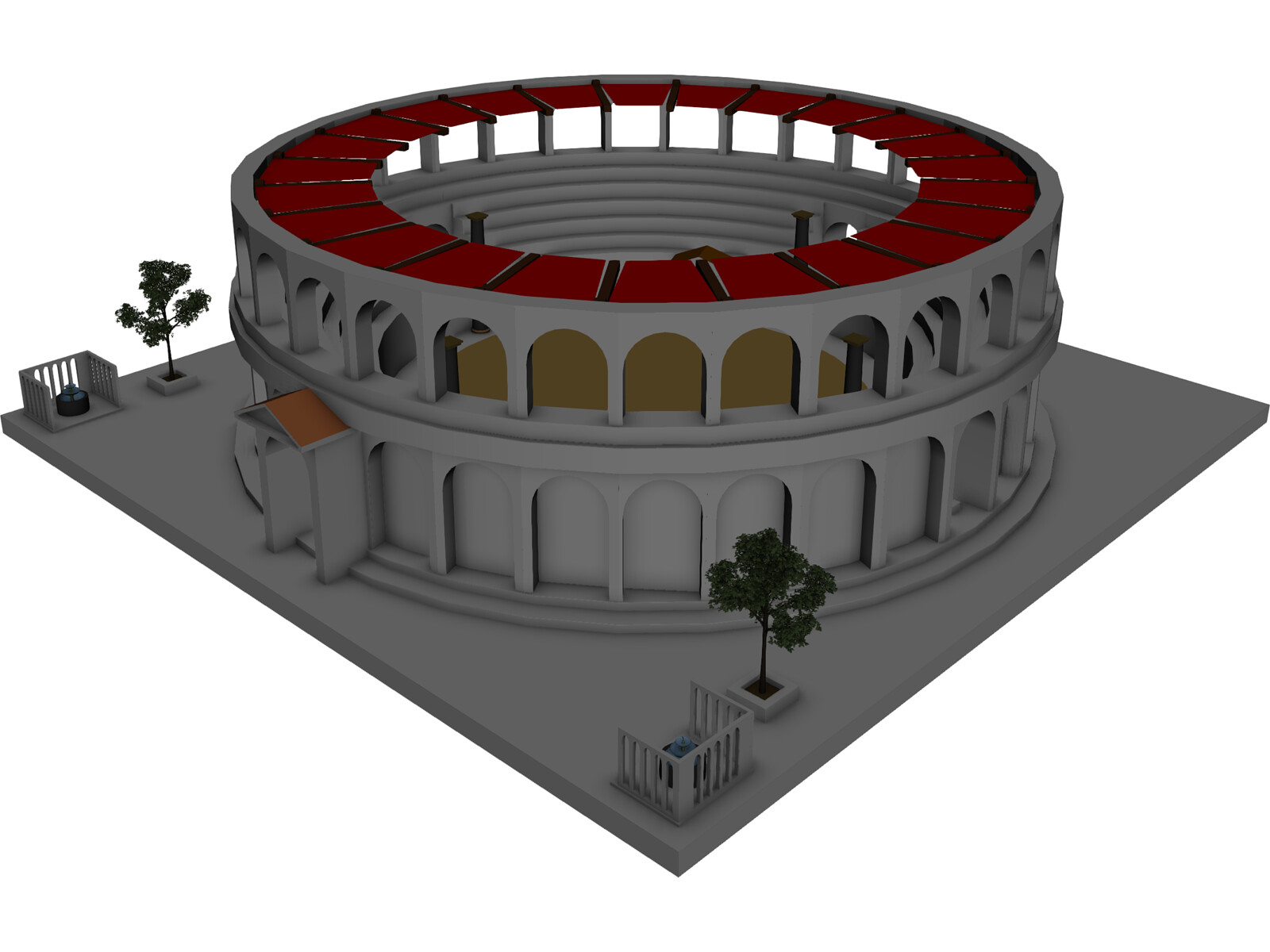 Provincial Ancient Arena