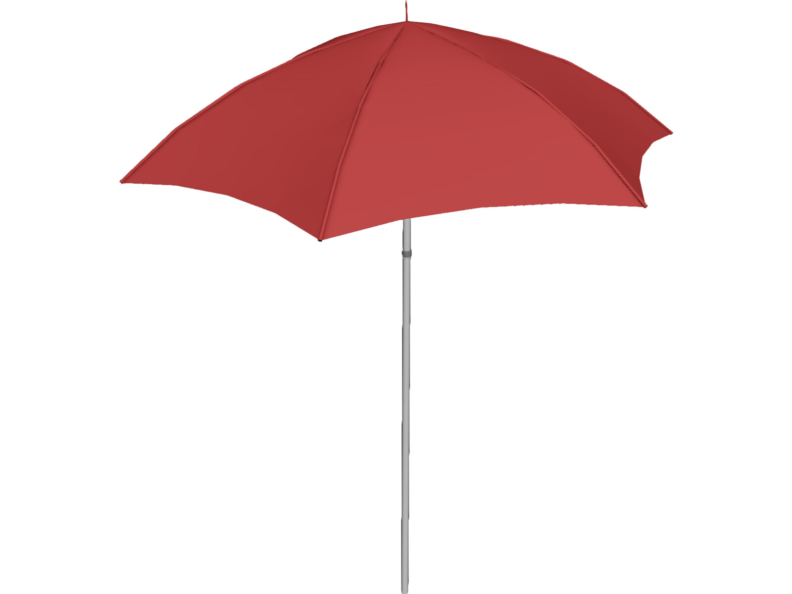 Beach Umbrella 3D Model