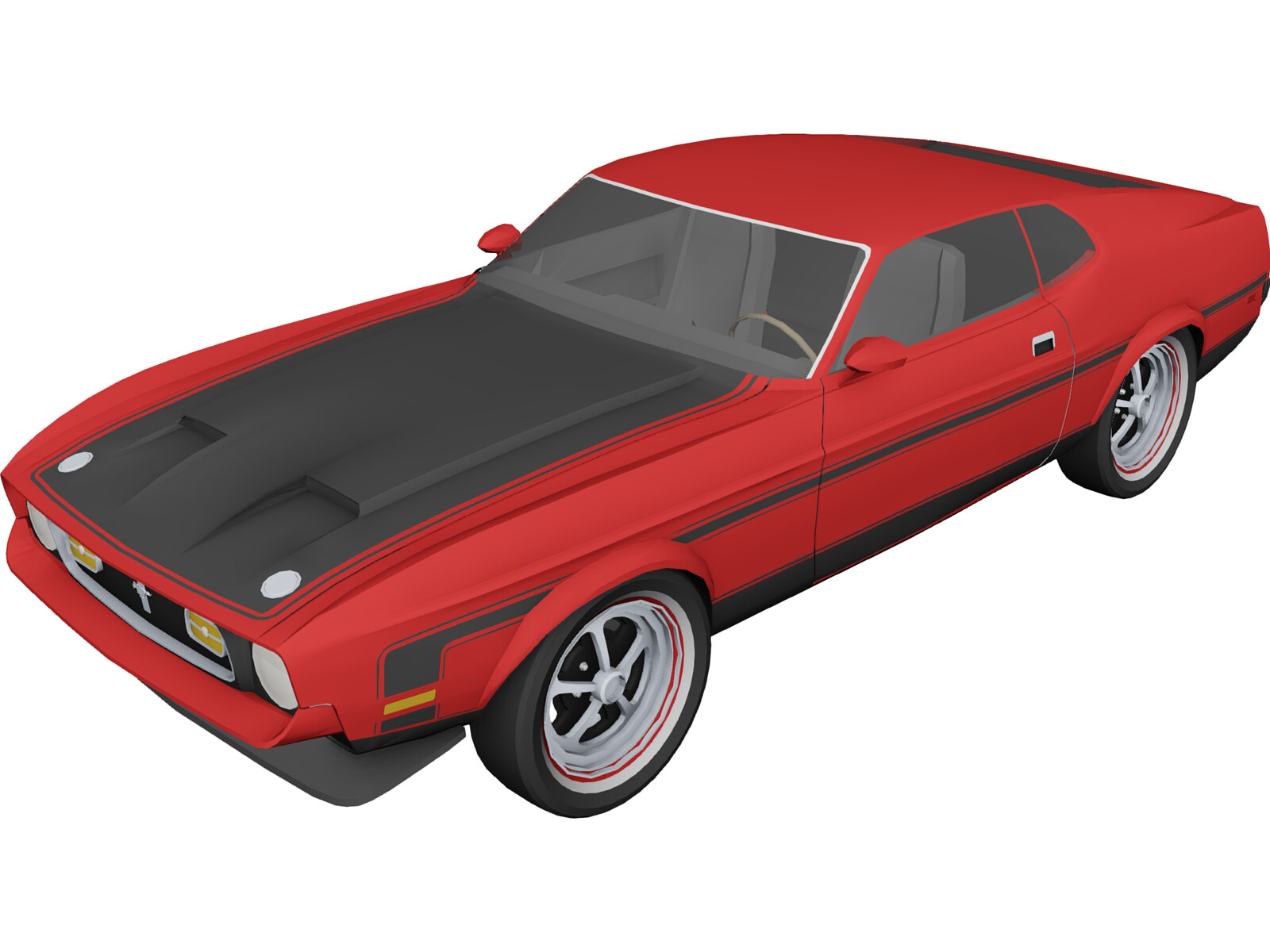 Ford Mustang Mach-1