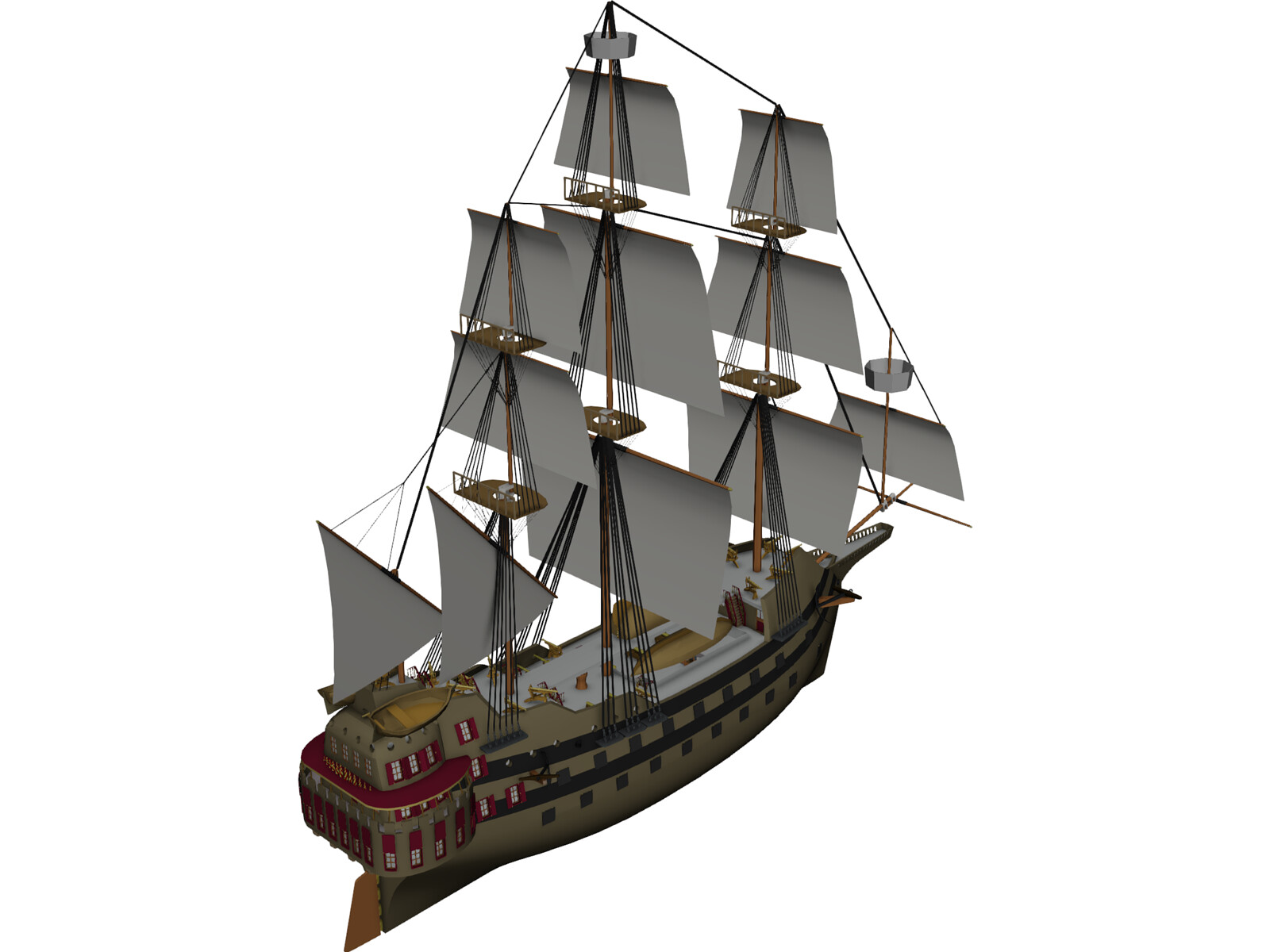 Galleon Early Spanish