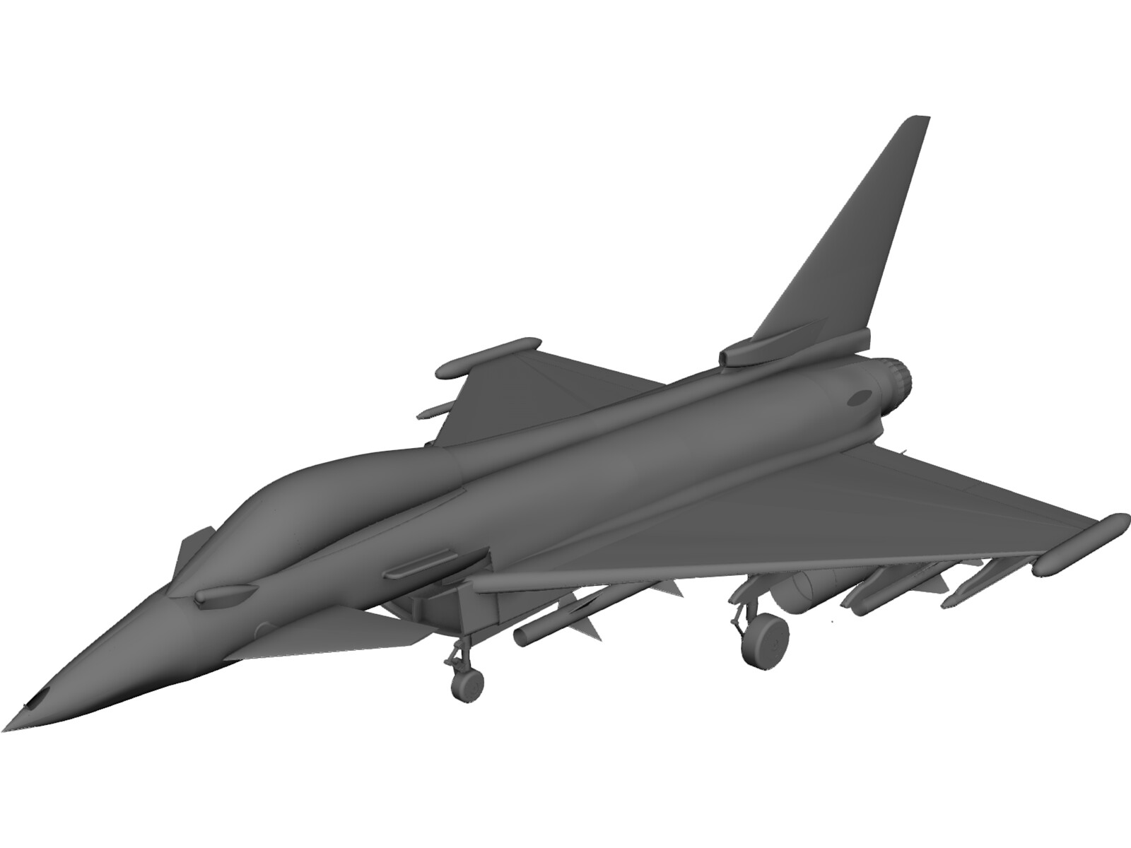 eurofighter 2000 3d cad model 3d cad browser. Black Bedroom Furniture Sets. Home Design Ideas
