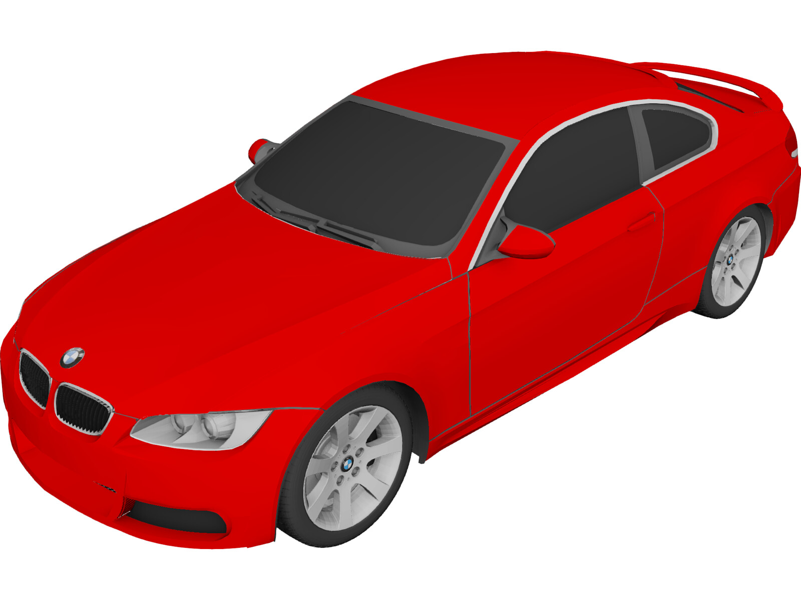 BMW 3-Series Coupe (2006)