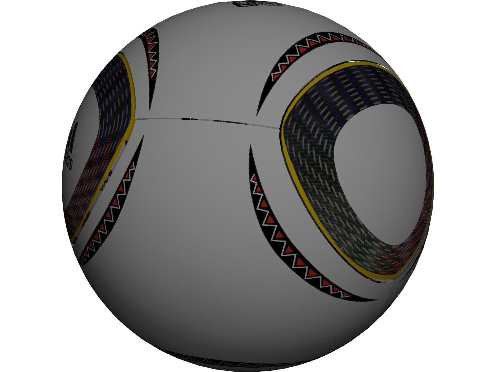 Soccer Ball Adidas Jabulani Official FIFA World Cup 2010