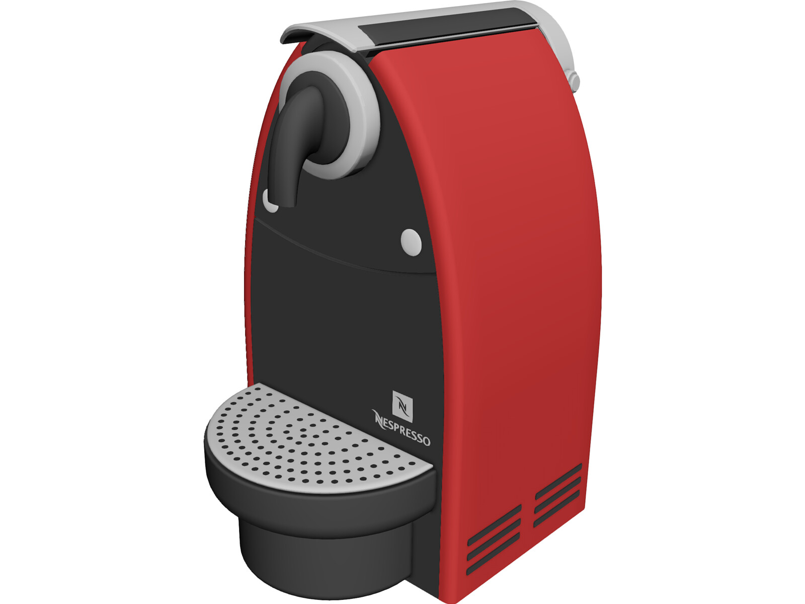 Nespresso Essenza C100 Coffee Machine