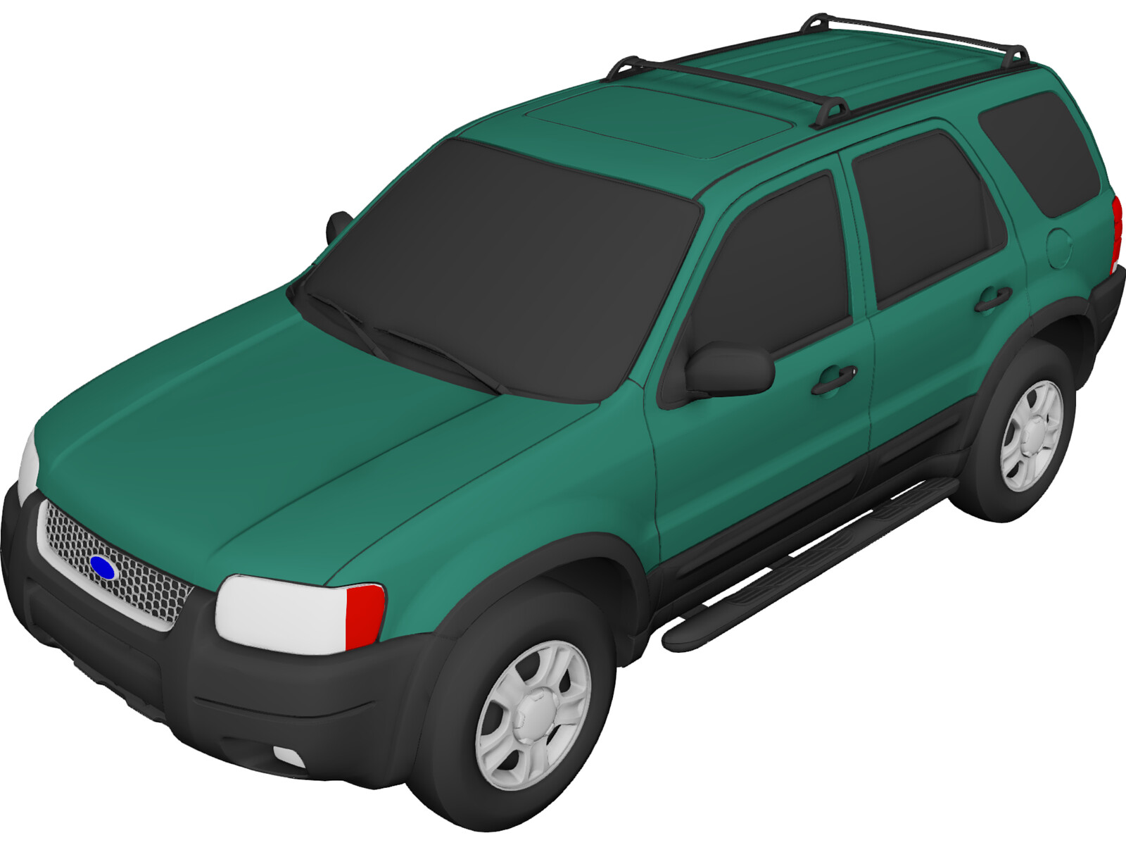 Ford Escape XLT (2001)
