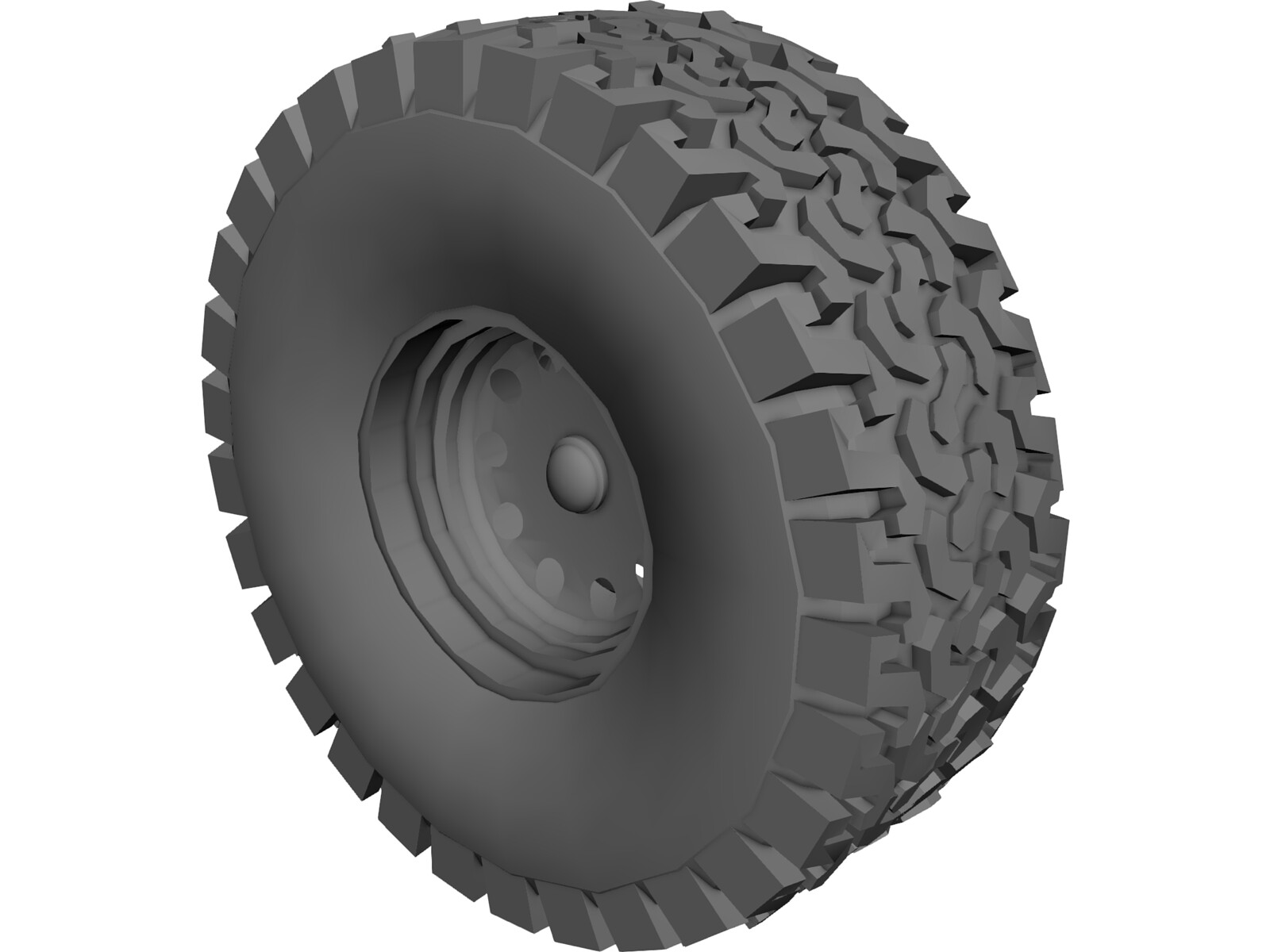 Tire BFGoodrich All-Terrain