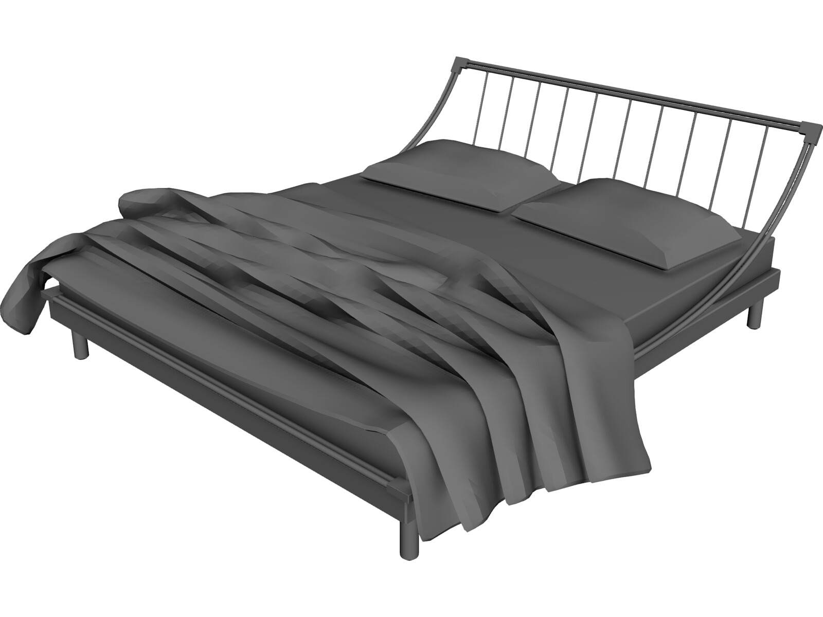 Double Bed LargeFree