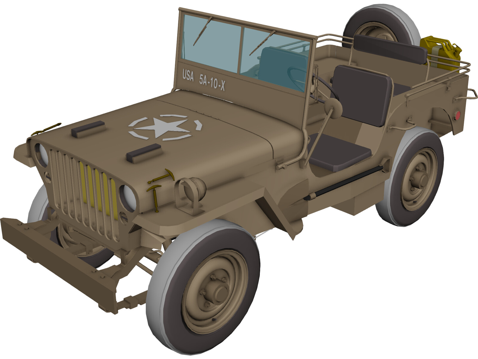 Jeep Willys (1935)