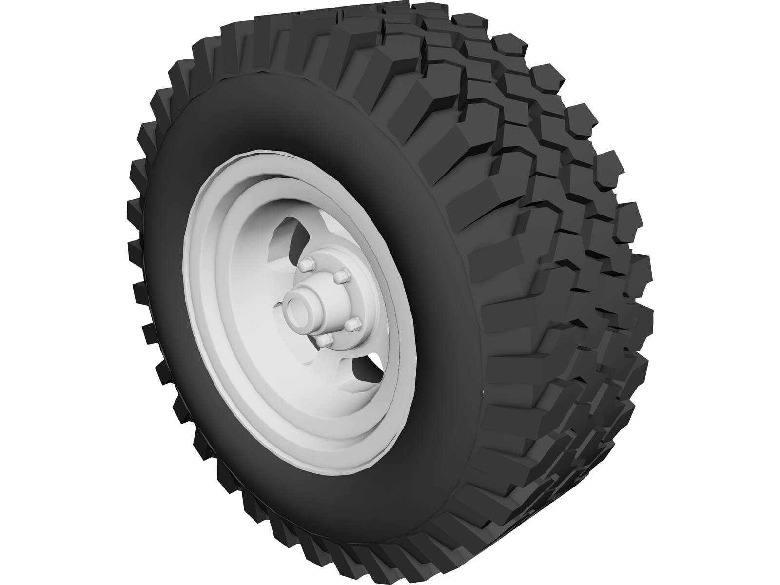 Tire All-Terrain