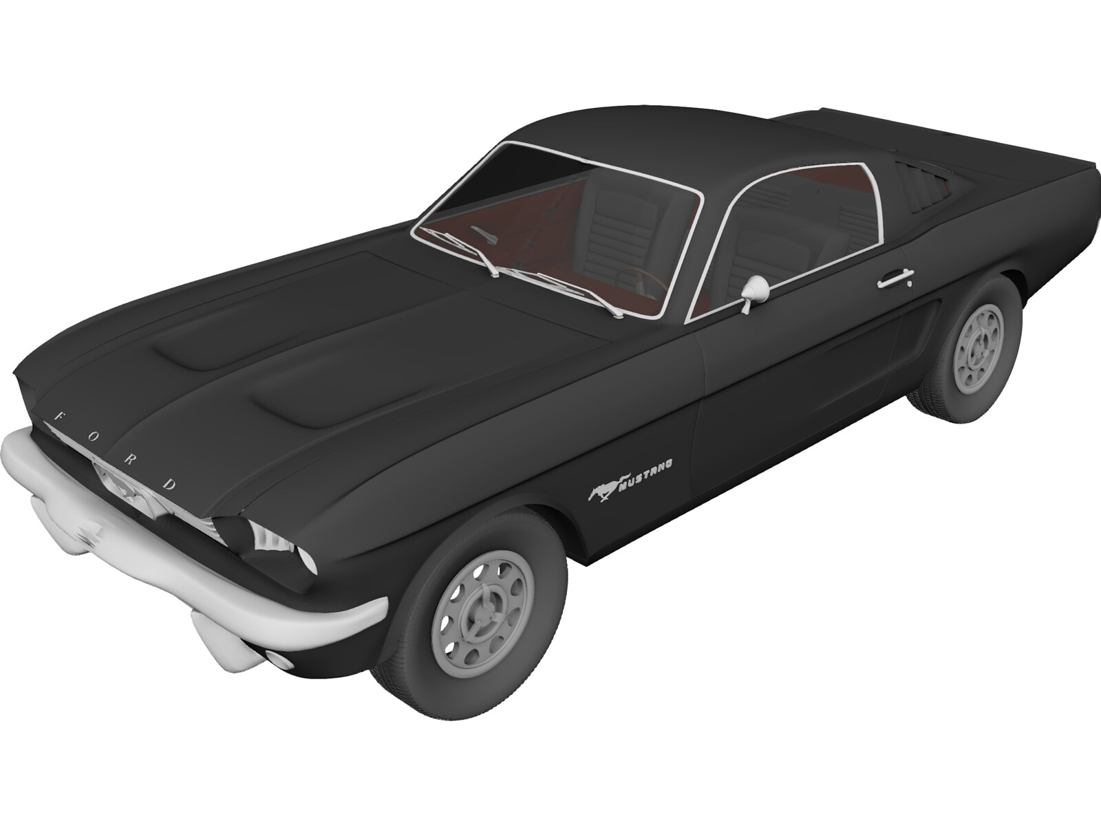 Ford Mustang (1963)