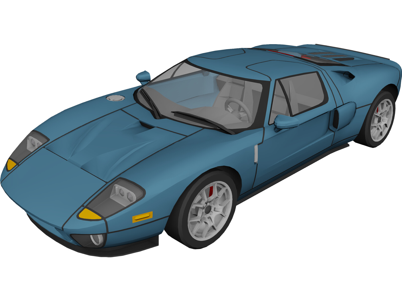 Ford GT40 (2009)