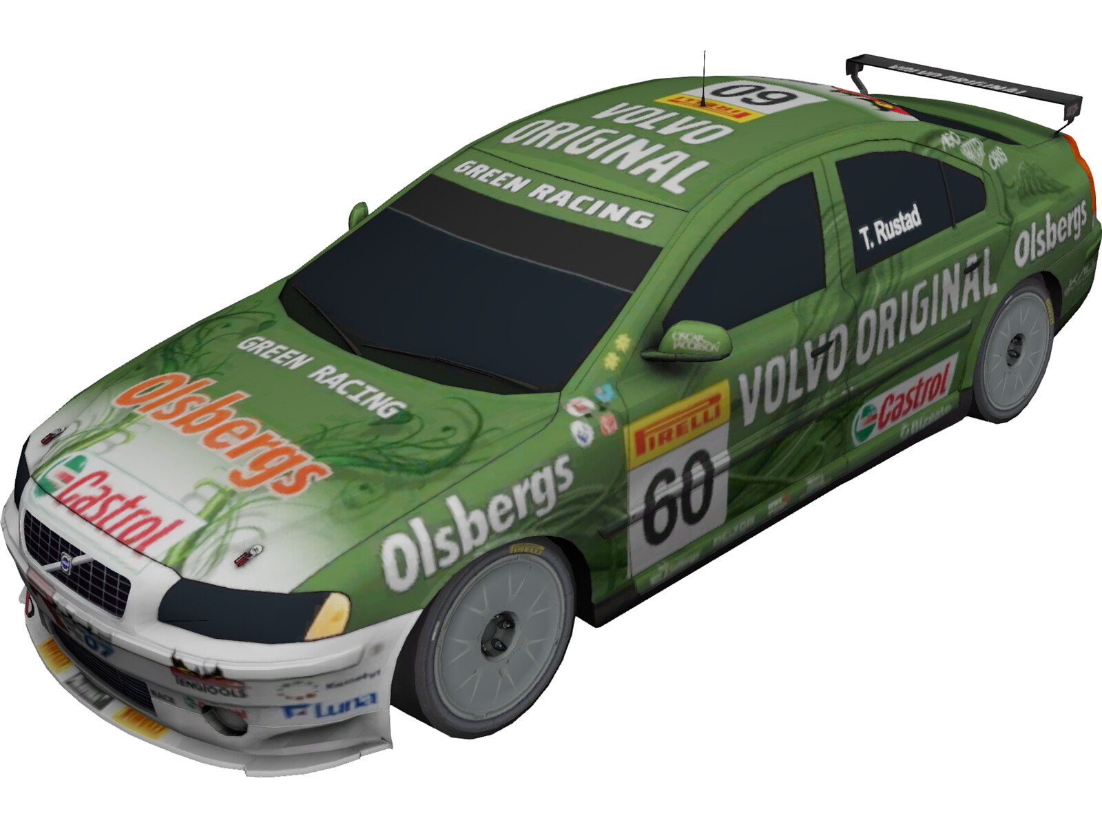 Volvo S60 Rally (2003)