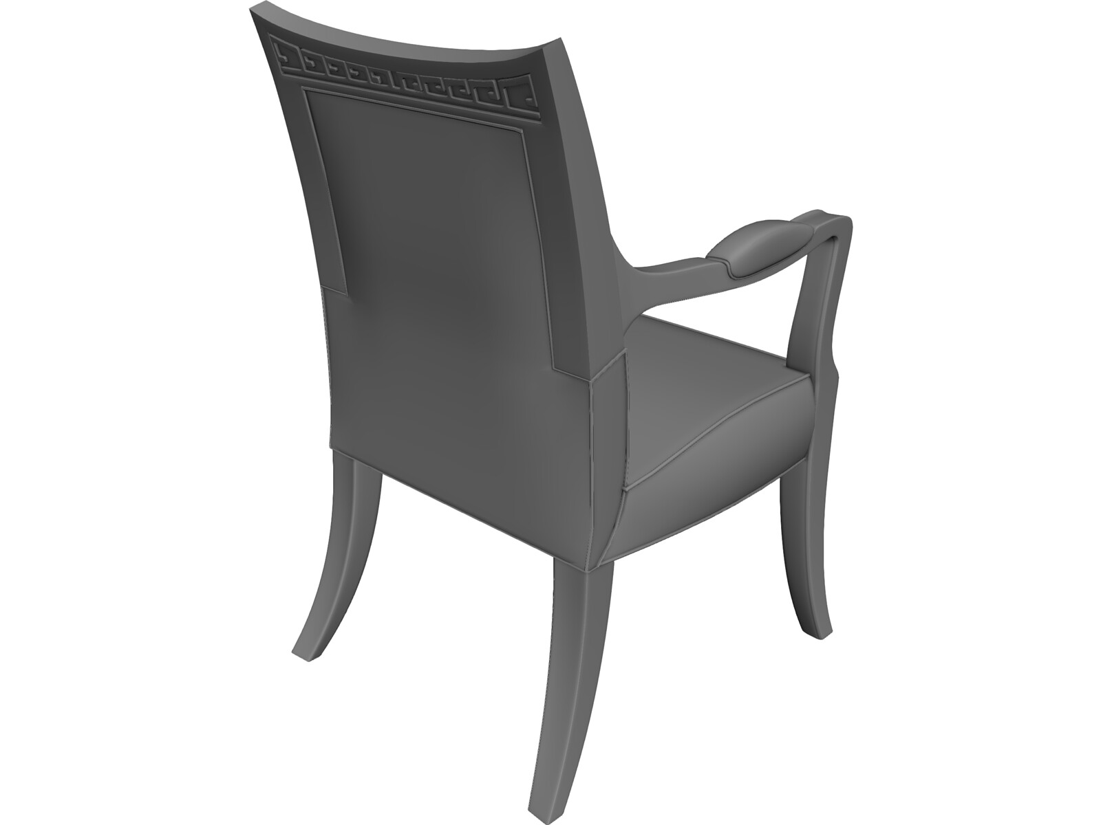 Chair 3d model 3d cad browser for Chair 3d model maya
