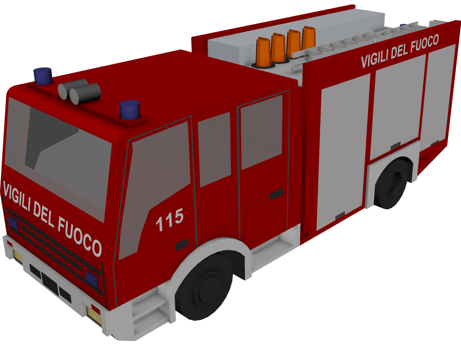 Iveco Firetruck