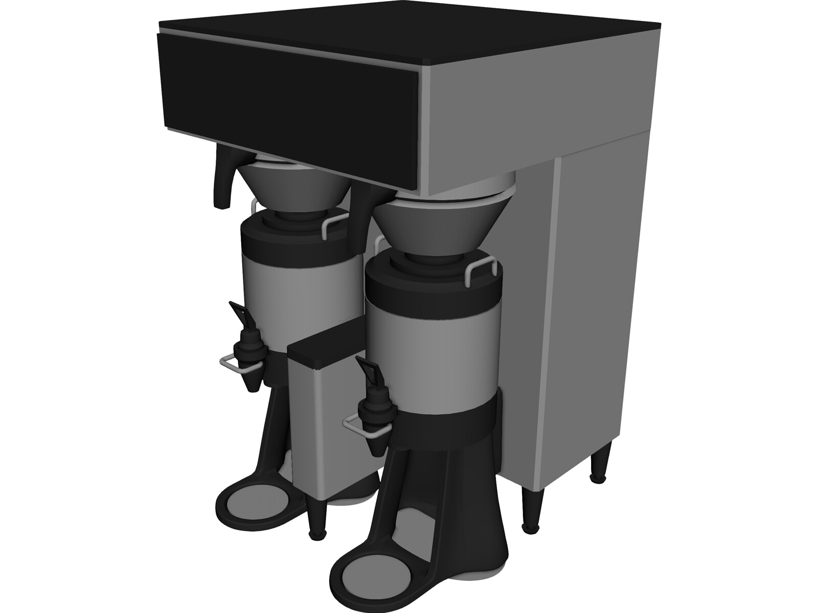 Bunn Coffee Maker 3D Model
