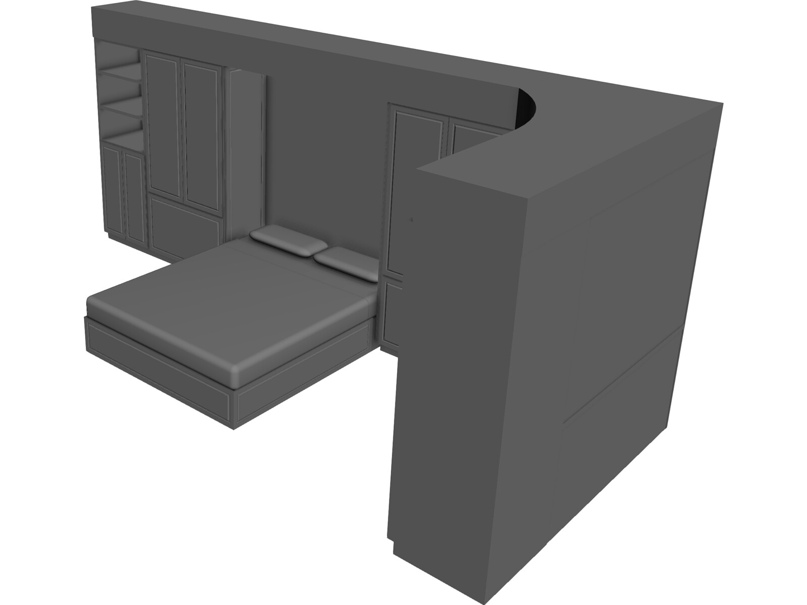 Wall Bed System