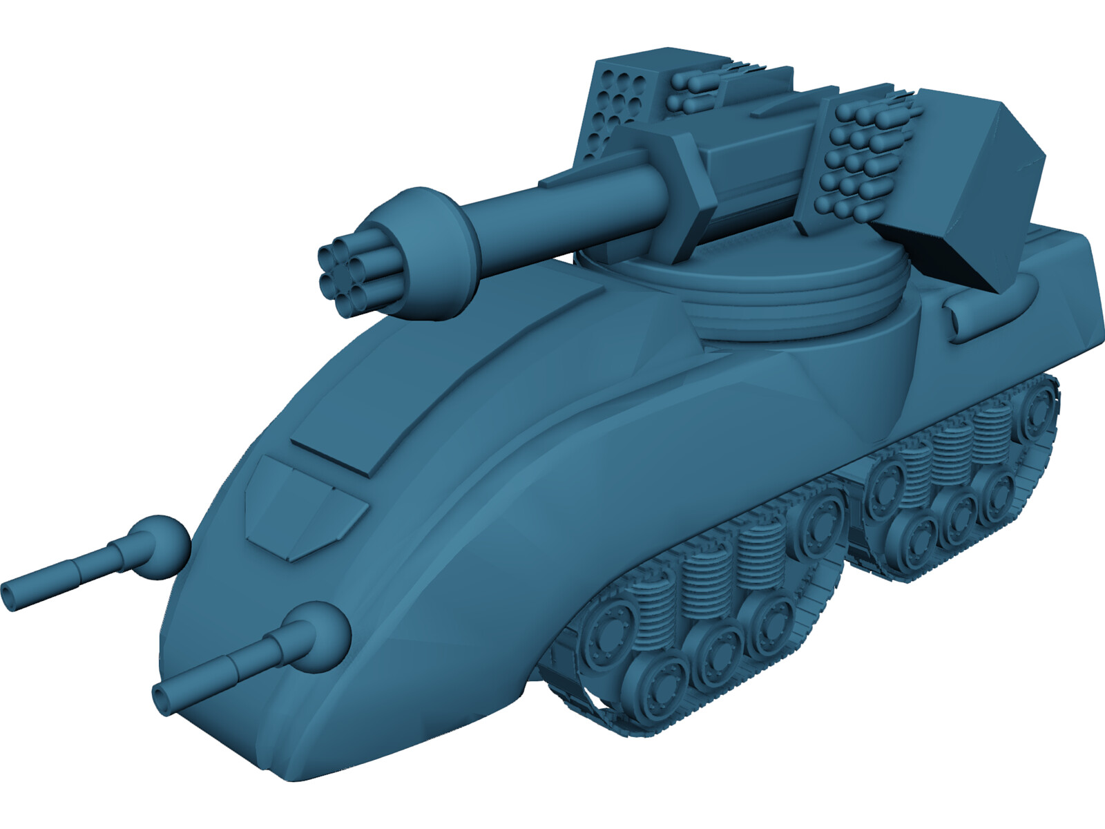 Glory Fire Support Tank