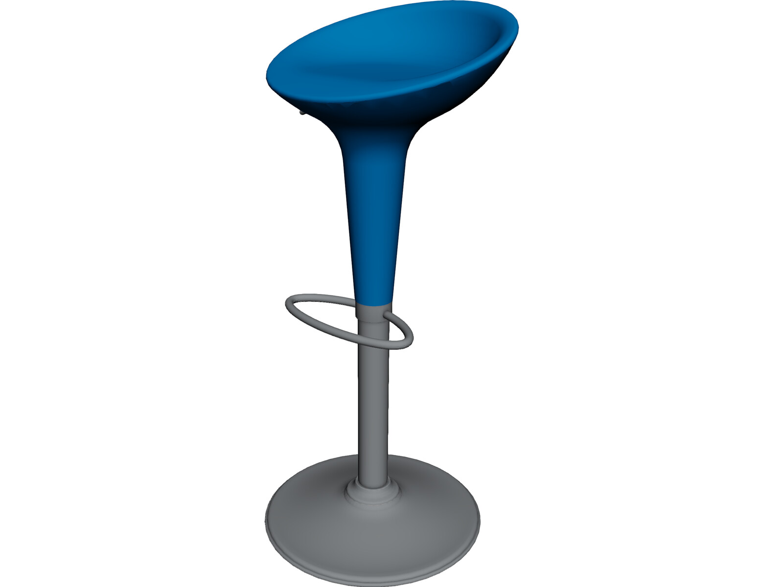 Bar Stool Bombo 3D CAD Model Download 3D CAD Browser : 76144 from www.3dcadbrowser.com size 800 x 600 jpeg 23kB