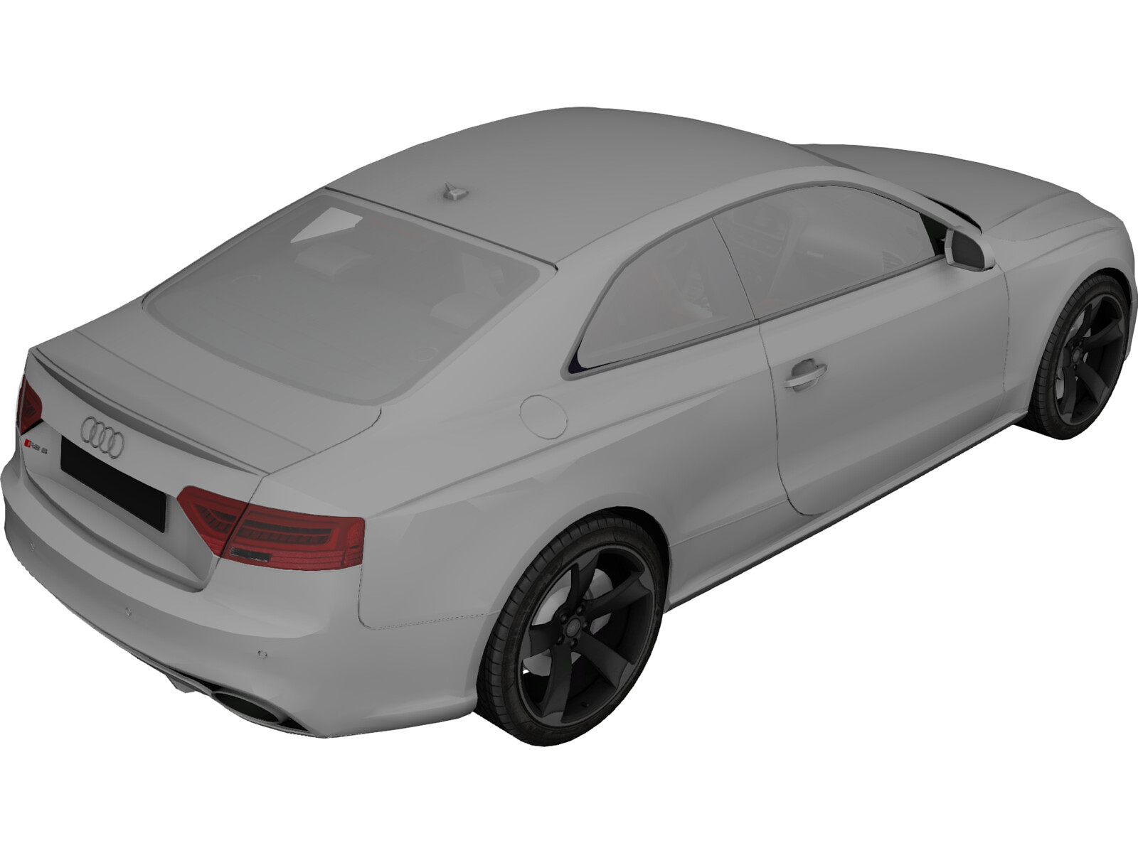 Audi RS5 Coupe (2012)