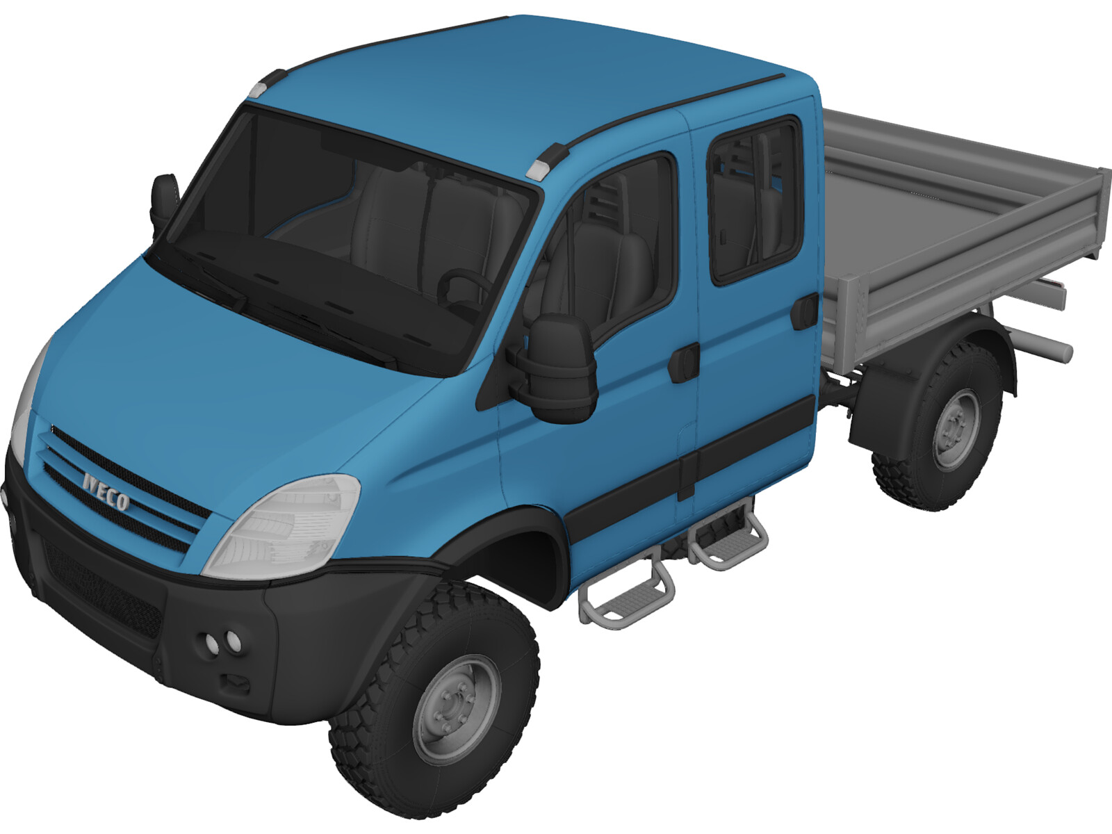 Iveco Daily 4x4 (2007)