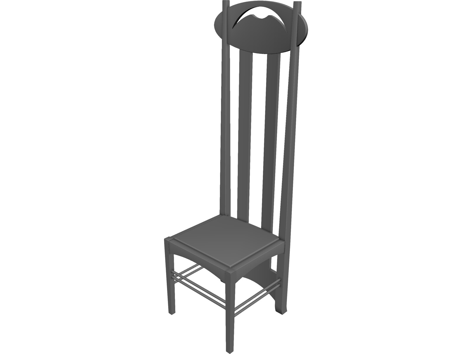 Chair Argyle Charles Rennie Mackintosh