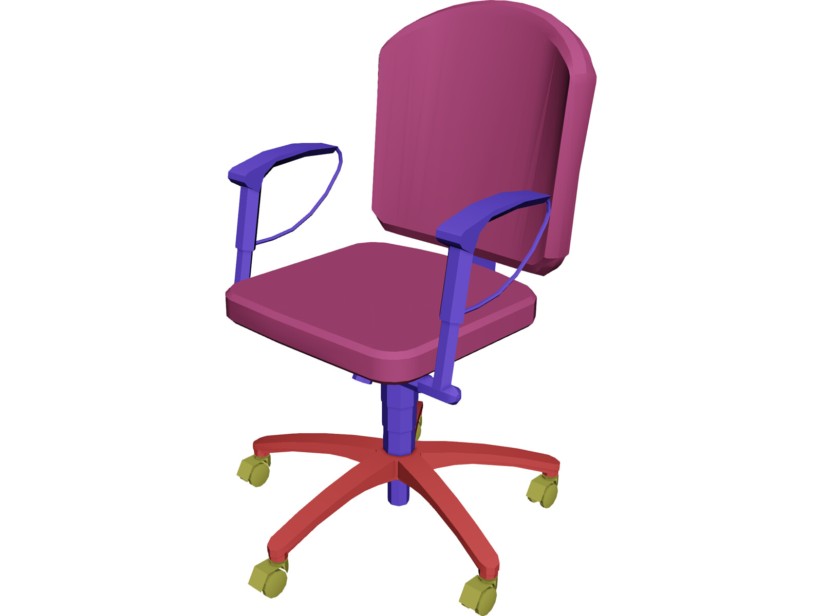 Chair Arms Adjustable