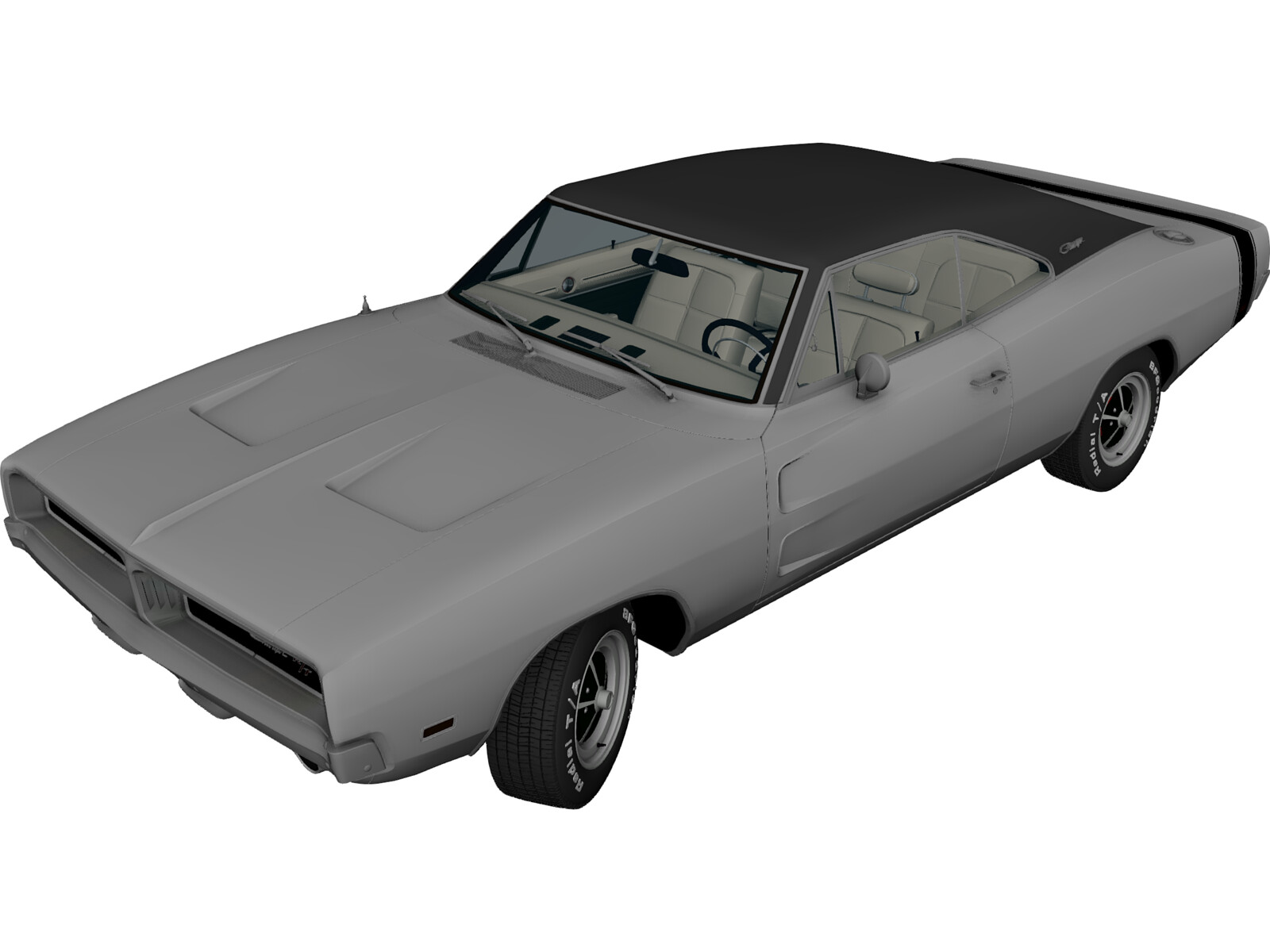 Dodge Charger R-T (1969)