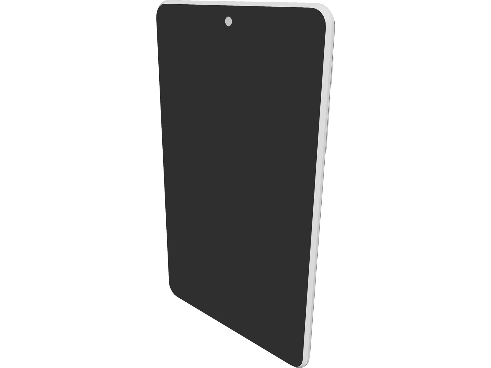 Galaxy Nexus 7 Tablet 3D CAD Model