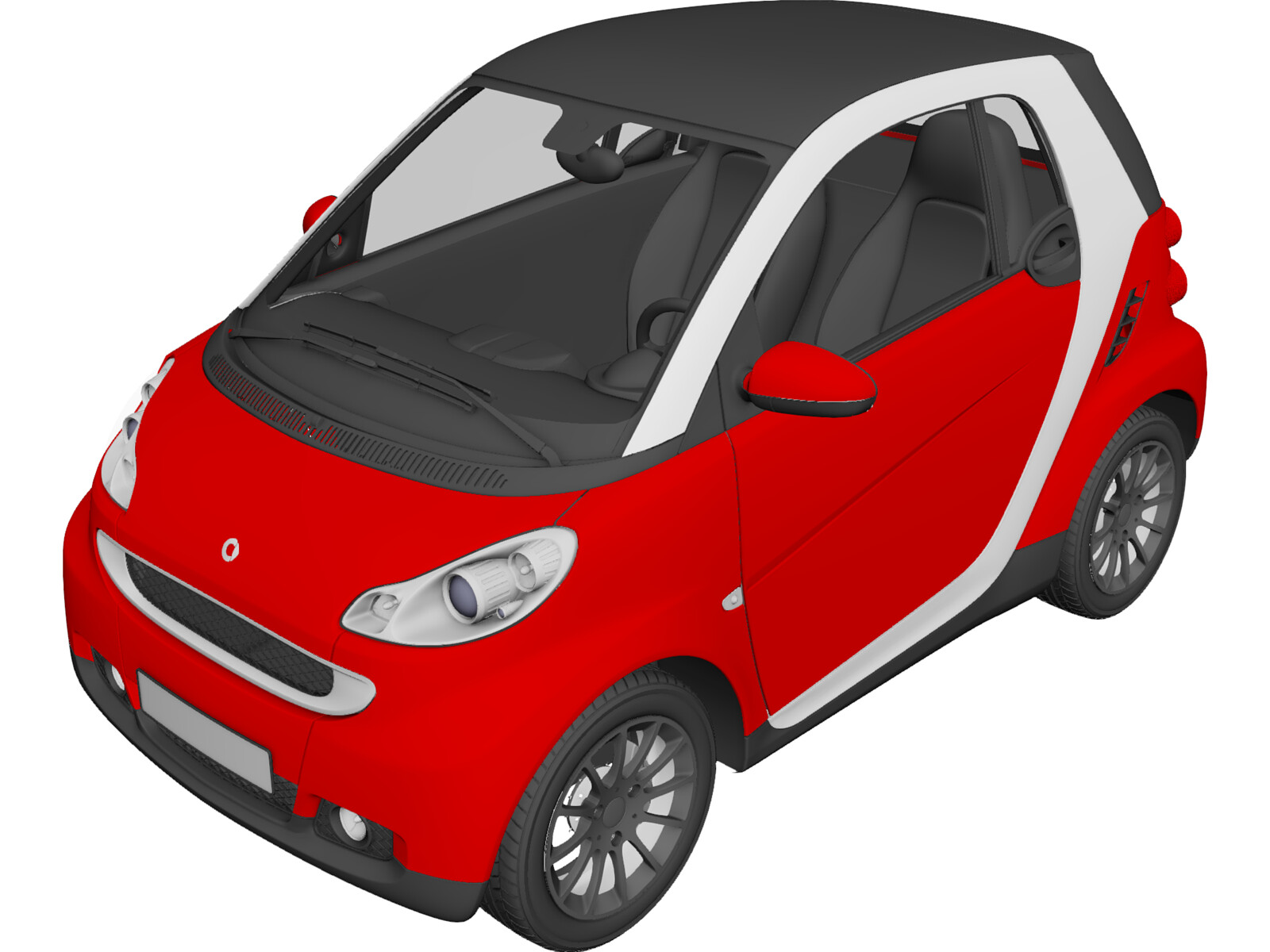 Smart ForTwo (2011)