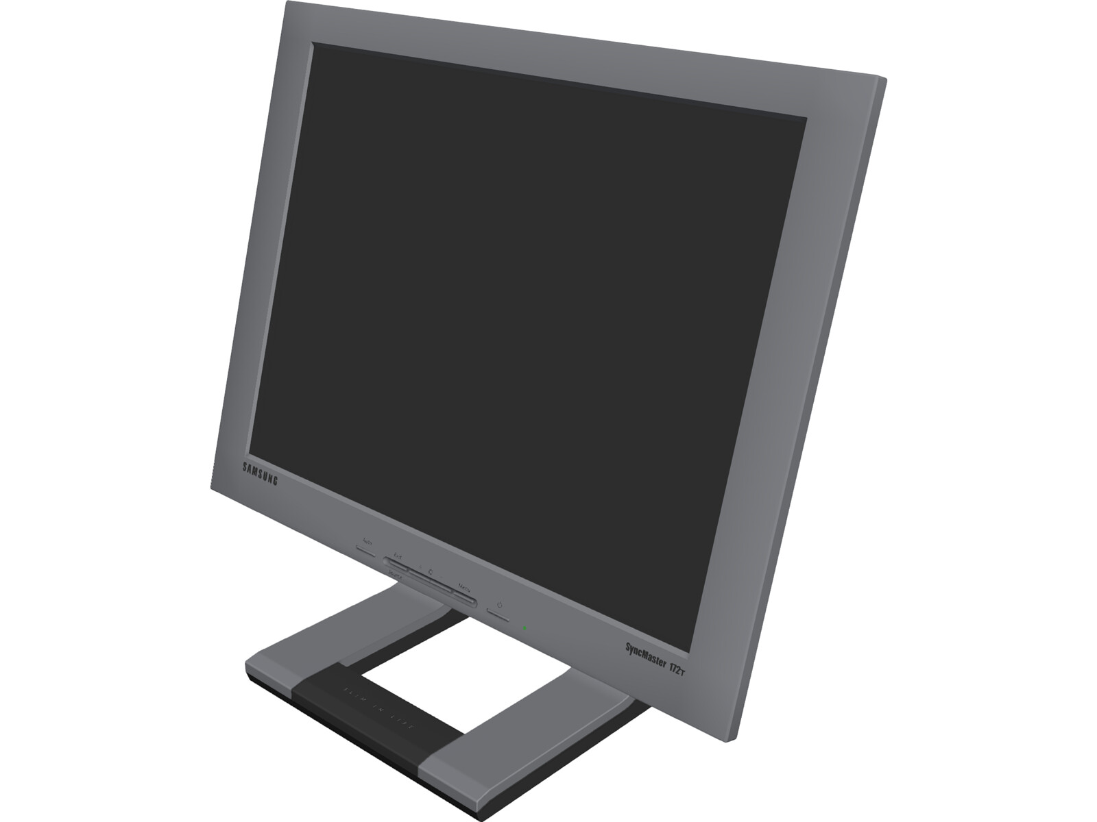 Samsung SyncMaster 172T Display