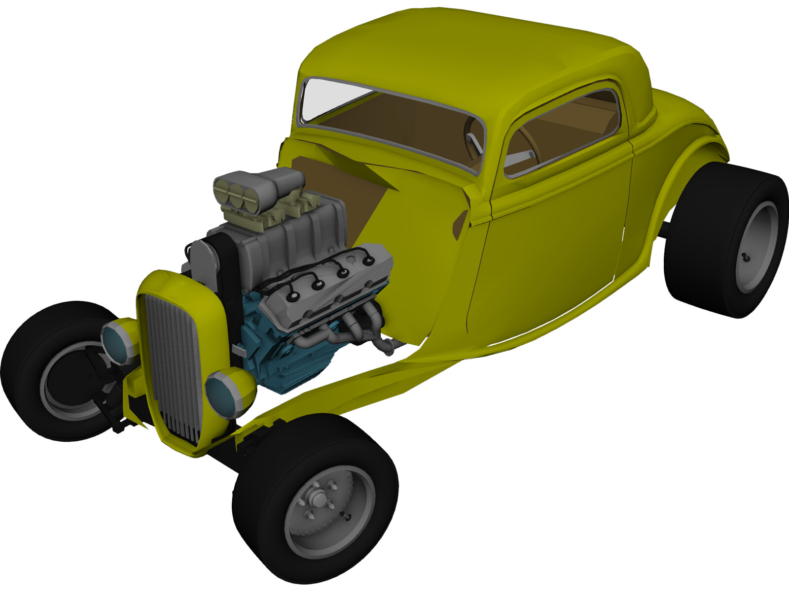 Ford Hotrod Coupe (1932)