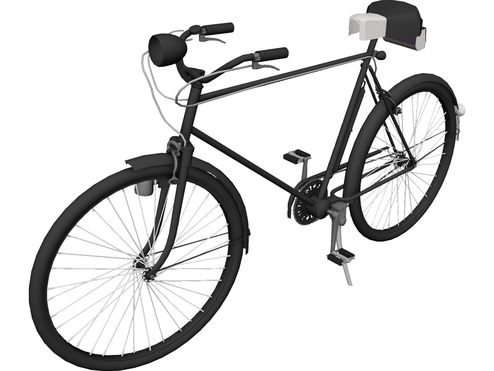 Bicycle JC Higgins 3spd English