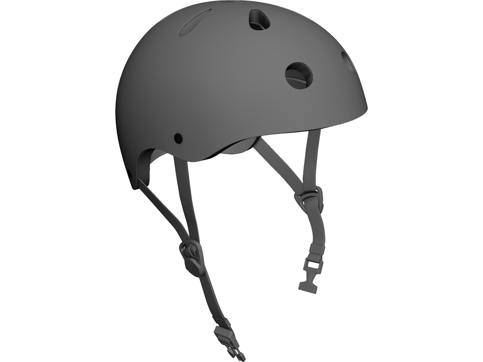 Bike Helmet 3d Model 3d Cad Browser
