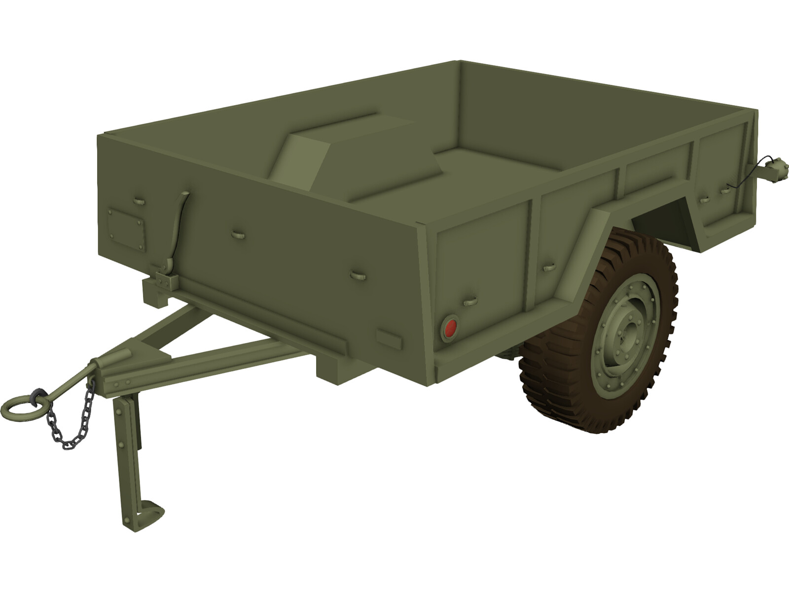 Military Trailer