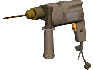 Black And Decker 3D Model