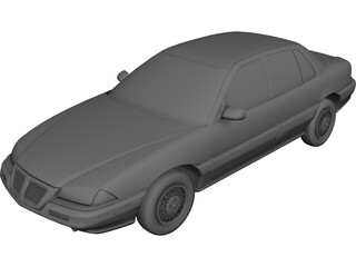 Pontiac Grand Am (1994) 3D Model