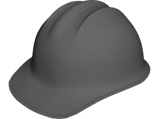 Hat Hard 3D Model 3D Preview