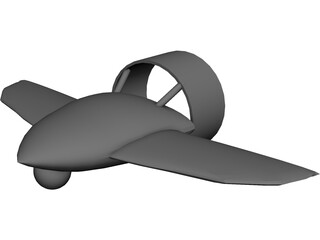 Aquila UAV 3D Model