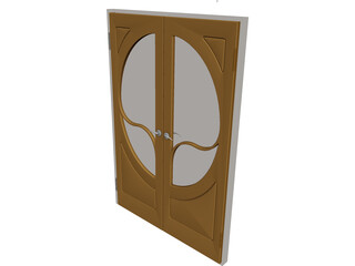 Door Laguna 3D Model