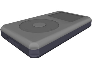 Apple iPod Photo 20Gb 3D Model