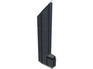 World Trade Center (2018) 3D Model
