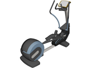 Cybex Arc Trainer 3D Model